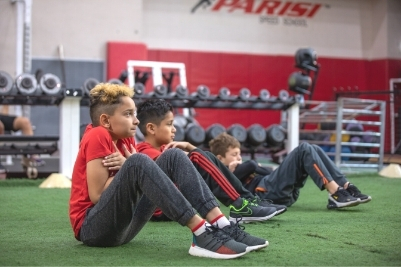 Parisi Youth Sports Performance