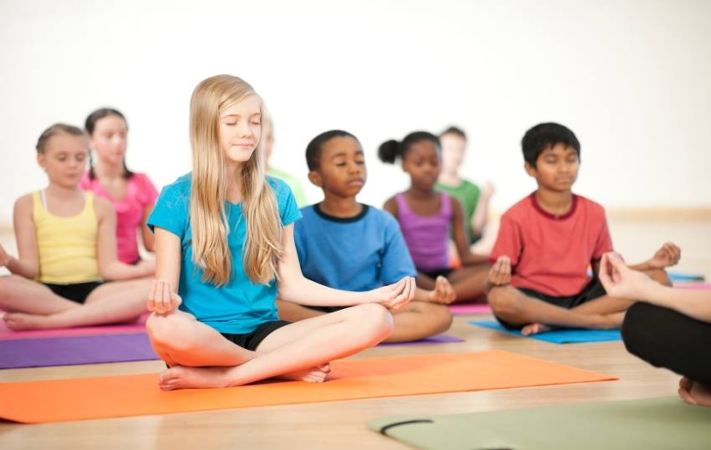 Youth Yoga Open House