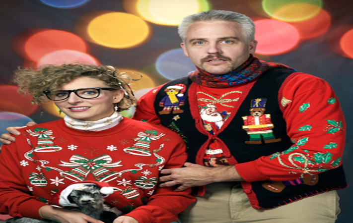 "December ""Ugly Sweater"" Member Social"